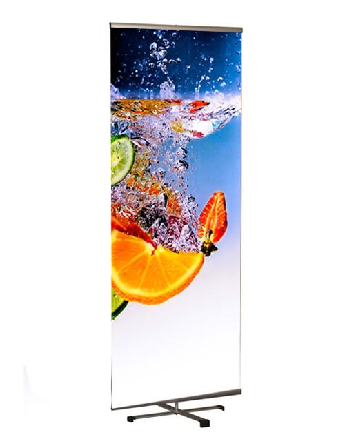 Рекламен банер с кръстосани крачета 50/200