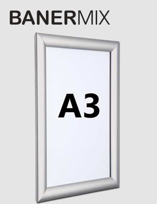 снап рамка А3 25мм