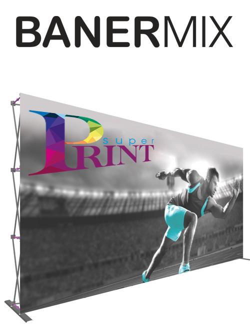 рекламна стена за изложения 276/210 http://banermix.com/