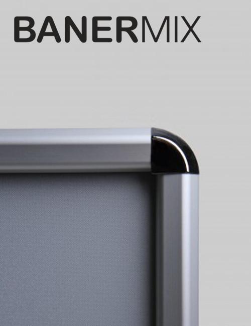 снап рамка заоблена А1 32мм профил http://banermix.com/