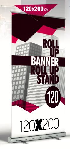 Рол банер 120/200