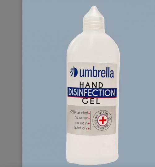 Биоциден гел дезинфектант за ръце 130 мл