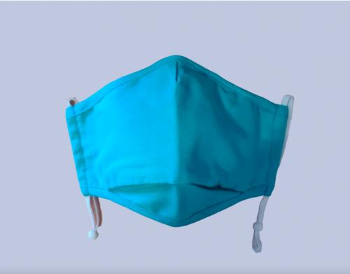 Медицинска маска за многократна употреба FFP3 трипластова